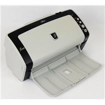 Fujitsu Fi-6130 USB Color Duplex Scanner 7530 Pgs TESTED & WORKING