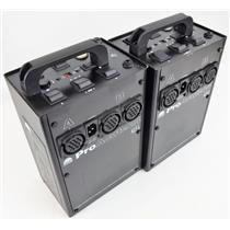 Lot of 2 Profoto Acute2 2400 power Supply FOR PARTS