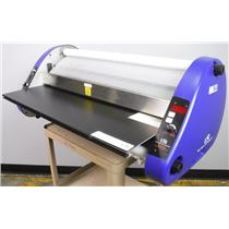 "USI ARL 2700 27"" Hot Roll Laminator Key Lock Film Plastic Coat NO HEAT SWITCH"
