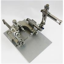 David Kopf Dual Manipulator Small Animal StereotaxicFrame w 921 Mouse Holder
