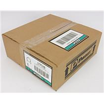 NEW - Box of 10 Panduit UTPCH8 Powersum+ CAT5e RJ45 8' White Patch Cords