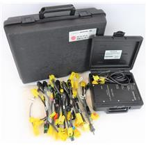 Kent Moore J38715-A S.I..R Driver/Passanger Load Tool with 25 Air Bag Adapters