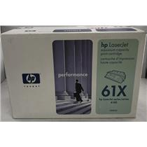 Brand New HP 61X Black Toner Cartridge LaserJet 4100/4101 Toner C8061X Sealed
