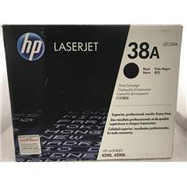New Open Box HP Q1338A 38A LaserJet 4200 4200L Print Cartridge