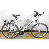 "Cannondale 21 Speed Mountain Bicycle 21"" 68""x36x24 262376TL04337 - PICKUP ONLY"