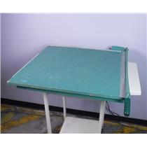 """Paper Cutter Guillotine 30"""" x 30"""" Wood Paper Trimmer"""