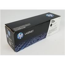 NEW NIB Genuine OEM HP 78A CE278A Black Toner Cartridge