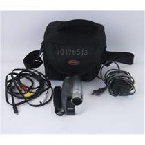 Sony DCR-HC46 Handycam Digital Video Camcorder - TESTED WORKING