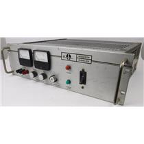 Sorensen Nobatron DCR40-10A DC Power Supply FOR PARTS NOT WORKING