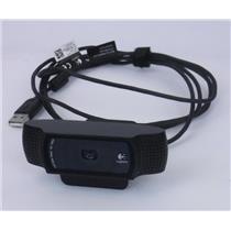 Logitech 860-000334 C920 HD 1080P Web Camera USB - TESTED WORKING