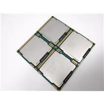 Lot of 4 Intel Core i3-550 Dual-Core Socket LGA1156 CPU Processor SLBUD 3.20GHz