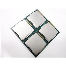 Lot of 4 Intel Pentium G640 LGA1155 CPU SR059 2.80GHz