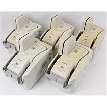 Lot of 5 Canon CR-55 Image Formula USB Check Transport Scanners - FOR PARTS