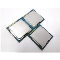 Lot of 3 Intel Pentium G2020 Dual-Core Desktop CPU Processor SR10H 2.9GHz