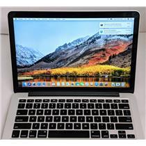 """Apple Macbook Pro MF839LL/A 13.3"""" i5-5257U 2.7GHz 128GB SSD 8GB Retina Display"""