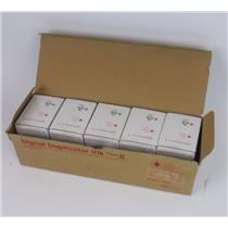 NEW Genuine Lot of 5 Ricoh 893174 Digital Duplicator Ink Type II 600ml Red