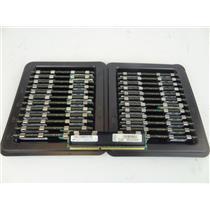 LOT 25 Micron MT36JSZF51272PZ 4GB 2Rx4 PC3-10600R DDR3-1333MHz ECC Registered