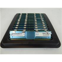 LOT 15 Micron MT72HTS1G72FZ-667H1D6 8GB 4Rx4 PC2-5300F DDR2-667MHz ECC