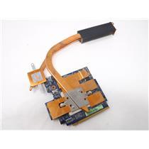 Asus G72GX GPU 60-NVZVG1000-A02 GTX260M1GB w/ Heatsink Laptop Video Card TESTED