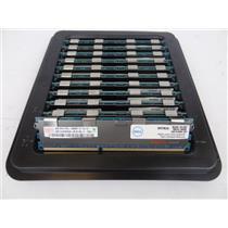 Lot 12 Hynix 4gb 2Rx4 PC3-10600R DDR3-1333MHz Registered ECC Server Memory