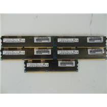 Lot 5 SK Hynix 8gb PC3-12800R DDR3-1600MHz Registered ECC Server Memory