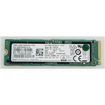 Dell Samsung 512GB PCIe Gen 3 4-Lane NVMe m.2 SSD PM951 3WF8W MZVLV512HCJH-000D1