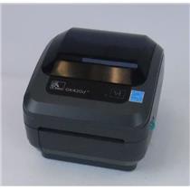 Zebra GK420d GK42-202210-000 Direct Thermal Label Printer 28426 Inches Used