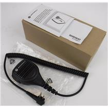 NEW NIB Motorola PMMN4013A Two Way Radio Remote Speaker Microphone