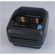 Zebra GK420d GK42-202210-000 Direct Thermal Label Printer 5440 Inches Used