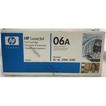 Brand New HP PRNT CRTG, LJ5L6L,3100 SERIES C3906A