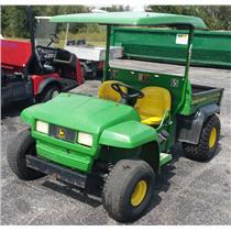 John Deere Gator Utility Cart Dump Bed RUNS