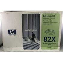Brand New HP C4182X Genuine Toner Cartridge 82x 8100 8150 Sealed