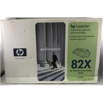 Brand New HP C4182X Genuine Toner Cartridge 82x 8100 8150 Sealed