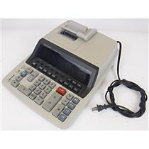 Sharp COMPET QS-2770H Electronic Commercial Printing Calculator - WORKING
