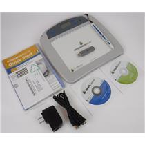 eInstruction IP500 Interwrite MOBI Digitizer Tablet Pad TESTED & WORKING