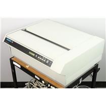 PRINTEK FormsPro 4503 Monochrome DOT MATRIX Printer PARTS NOT WORKING