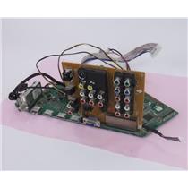 Samsung BP97-01284A BP41-00350A Main and Terminal Board PCA