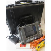 Nettest CMA4000i Fiber Optic OTDR Communications Media Analyzer SEE DESCRIPTION