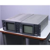 Videotek VSM-61 and TSM-61 Vectorscope Waveform Monitor - See Description