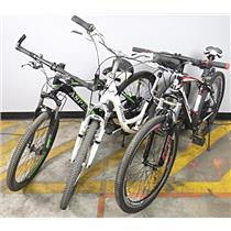 Lot of 3 Bicycles Aspen KINGTTU Specialized LOCAL PICKUP - FOR PARTS