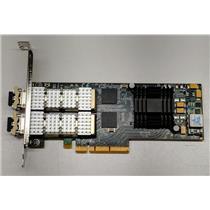 Silicom PE10G2I-SR Dual Port Fiber 10GB Ethernet PCIe Server Adapter w/ QSFP