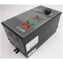 Reliance DC2-72U Electric Drive Motor Control with Enclosure 1/4 - 2HP Type 12