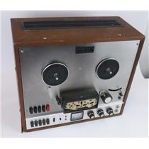 Vintage TEAC A-1500 Reel to Reel Tape Player Recorder - FOR PARTS