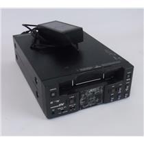JVC BR-DV3000U MiniDV DVCAM Recorder Player NTSC PAL - 33 Drum Hours