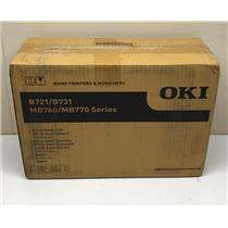 OKIDATA 120V Fuser / Maintenance  Kit for B721 B731 45435101
