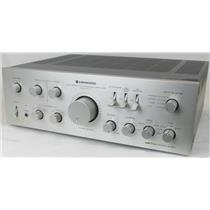 Kenwood KA-701 High Speed DC Integrated Stereo Amplifier TESTED and WORKS GREAT!