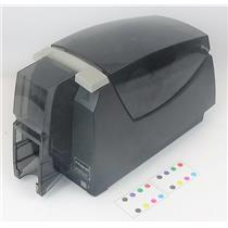 Polaroid P3000E Thermal Single Sided ID Card Printer 300 dots per inch