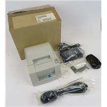 NEW Citizen CT-S300-RF120A White USB Thermal POS Receipt Printer W/ Power Supply