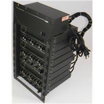 Rane Signal Processor Rack 1xFRS 8 2xFSC 22 3xFME 15 3xFPE 13 TESTED & WORKING!