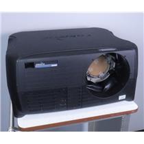Christie HD6K 3DLP 1080P Large Venue Projector 1104 Projector Hours - FOR PARTS